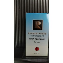 REGROU FORTE HAIR RESTORER...